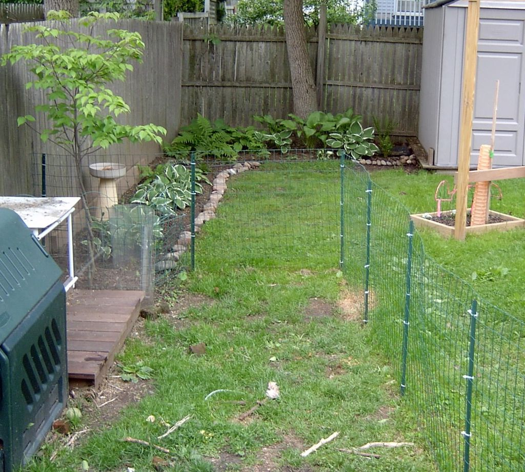 Dog Fence Ideas